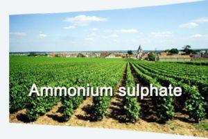 سولفات آمونیوم